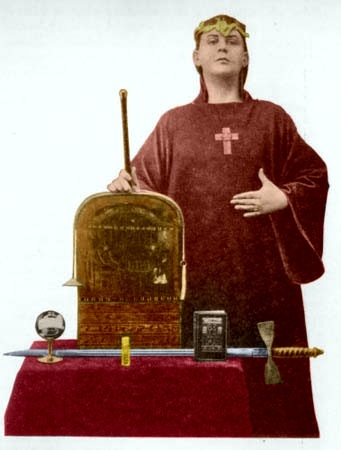 Aleister Crowley Crowle13