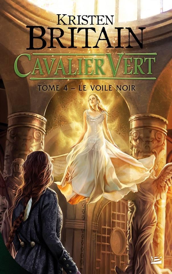 BRITAIN Kristen - CAVALIER VERT - Tome 4 :  Le voile noir Cavali10