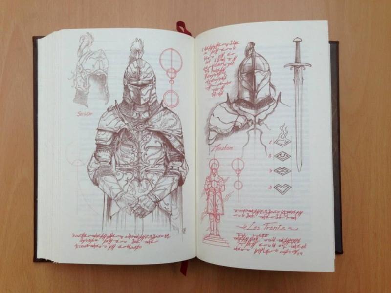 GEMMELL David - Légende  Knight10