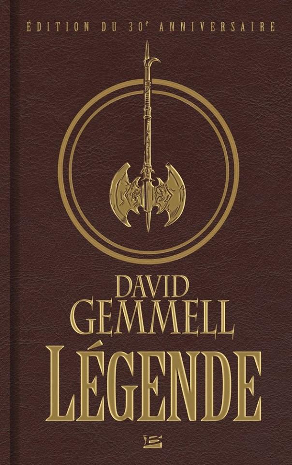 GEMMELL David - Légende  Legend10