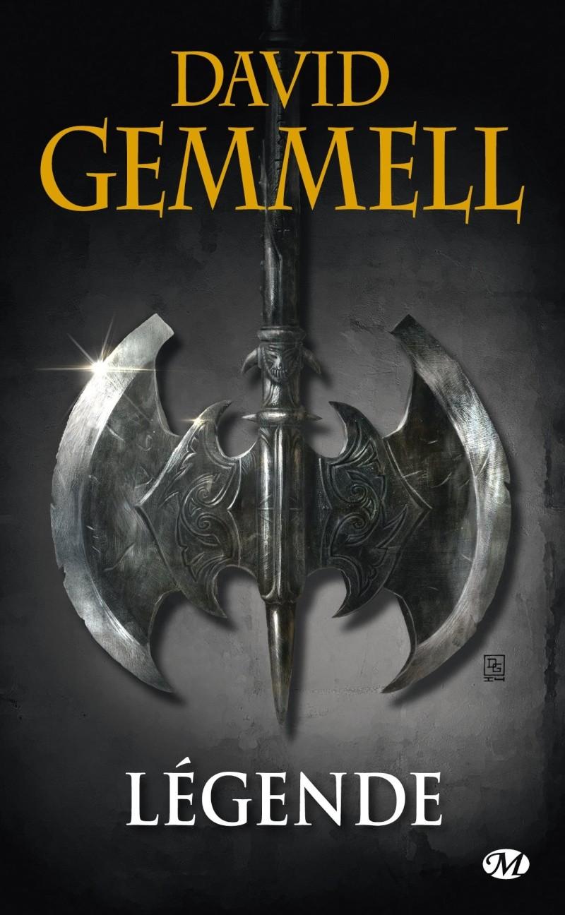 GEMMELL David - Légende  Legend11