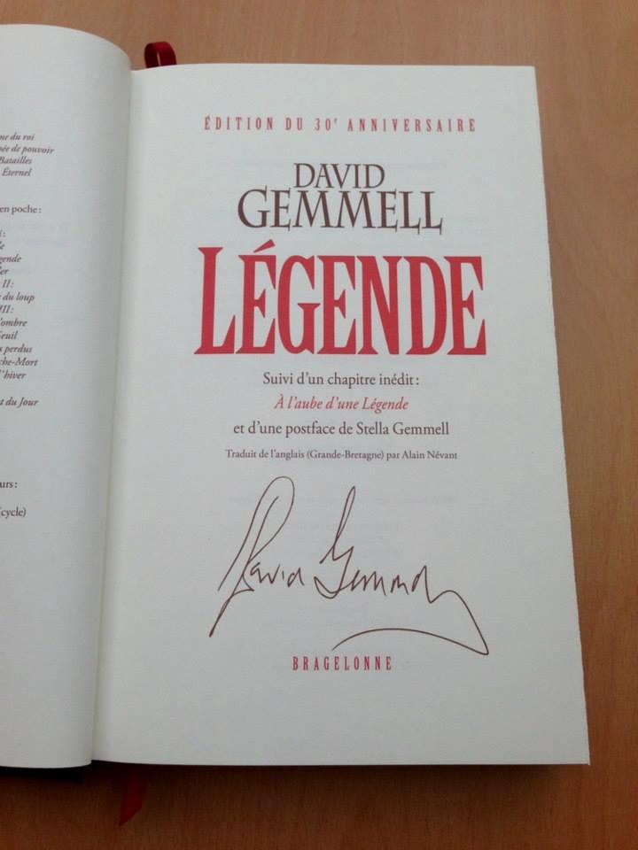 GEMMELL David - Légende  Sign10