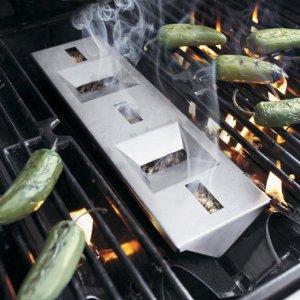 Smoker Box for Weber Grill Smoker10