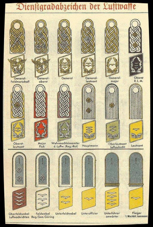 Insignes de grade allemand 31781711