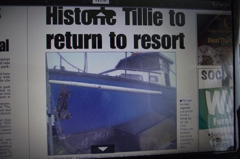 Lifeboat  TILLIE MORRISON, SHEFFIELD ON 851 Dscf0014