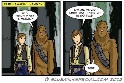 WEEKEND VIDEO: Why The Ending of Star Wars is Secretly Kind of Dumb 2010-010
