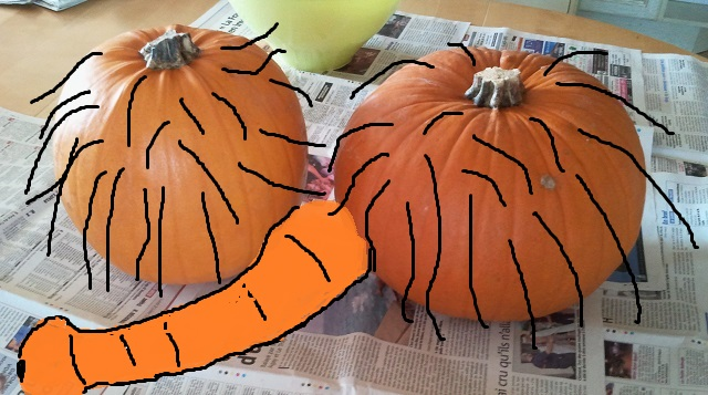 """The 2nd Annual """" TIG STAR WARS PUMPKIN CARVING CONTEST """" begins ... - Page 3 2014-110"""