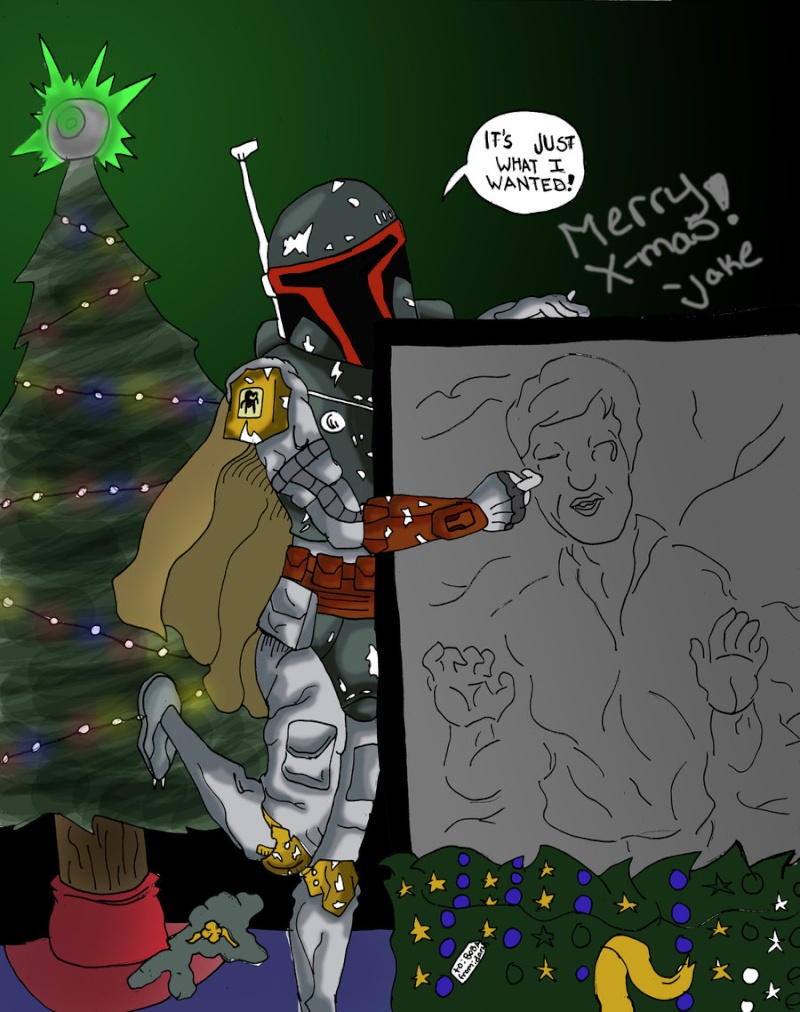 Star Wars - The Cool Weird Freaky Creepy Side of The Force - VOL 2 A_boba11
