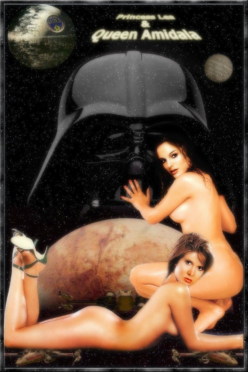 Star Wars - The Cool Weird Freaky Creepy Side of The Force - VOL 2 D1ff3d10