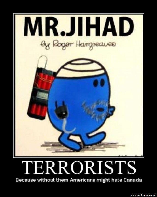Canadian Terrorism On The Rise !!! Demoti10
