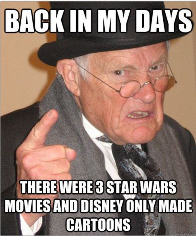 Star Wars Theme MEME WAR!!! Disney10