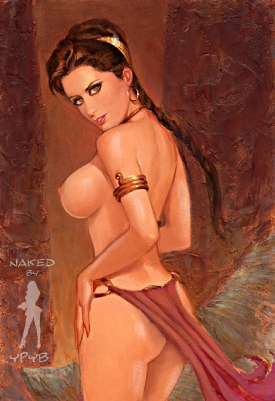 Star Wars - The Cool Weird Freaky Creepy Side of The Force - Page 36 Leia_710