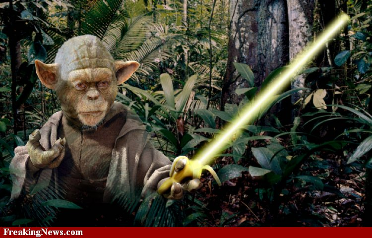Star Wars - The Cool Weird Freaky Creepy Side of The Force - Page 34 Monkey10