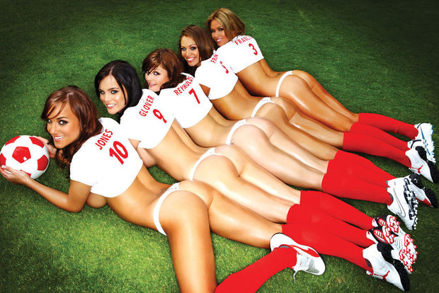 OT - World Cup 2014 Naked-13