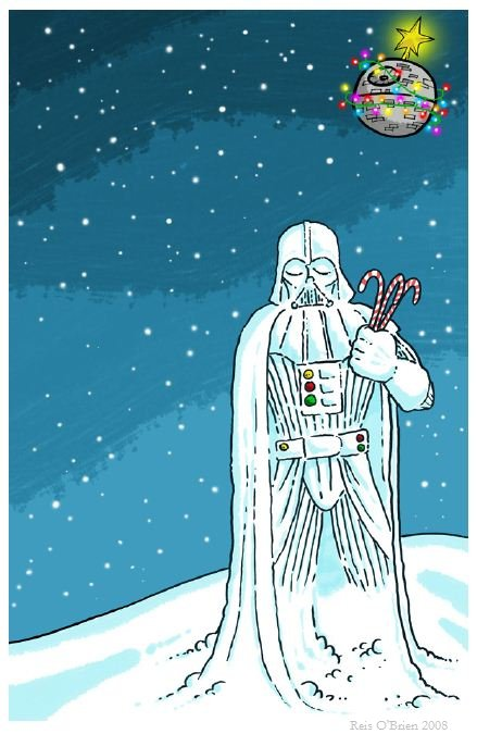 Star Wars - The Cool Weird Freaky Creepy Side of The Force - VOL 2 Snow_d10