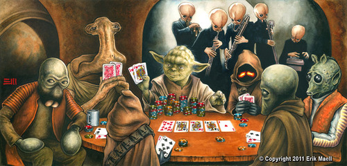 Star Wars - The Cool Weird Freaky Creepy Side of The Force - VOL 2 Tumblr47