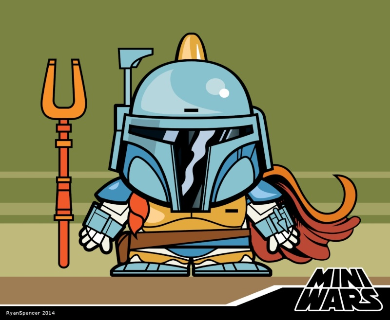 Star Wars - The Cool Weird Freaky Creepy Side of The Force - VOL 2 Tumblr52