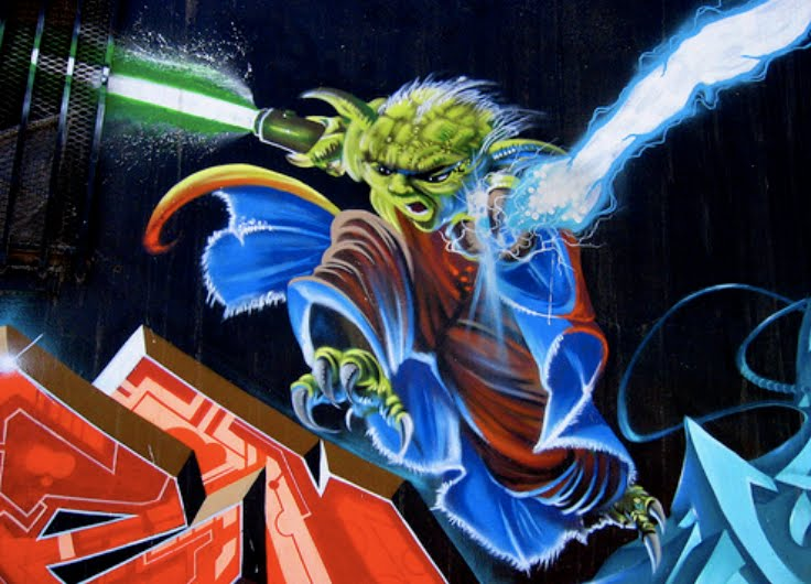 Star Wars - The Cool Weird Freaky Creepy Side of The Force - Page 34 Yoda_l10