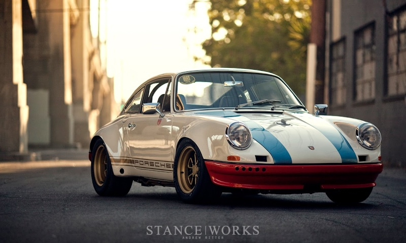 Porsche 911 S/T 94 mm ( terminée ) Fiftee10