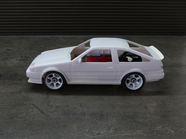 autoscale toyota AE86 ( terminée ) P1020917