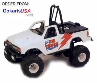 Kenbar LBT-2 Little BIG Truck Gokart  Specification / info F7fb8010