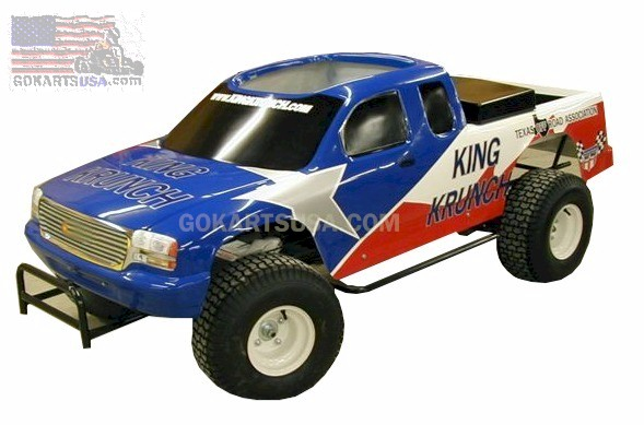 Monster Truck Gokart Specification / Info Monste11