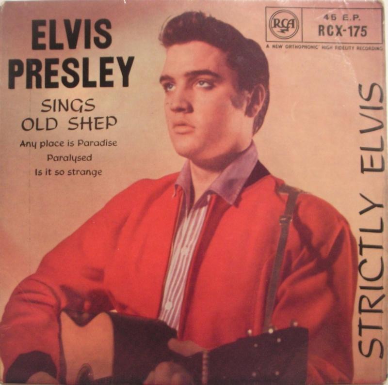 Presley - ELVIS PRESLEY ROCKS 10c_ep10