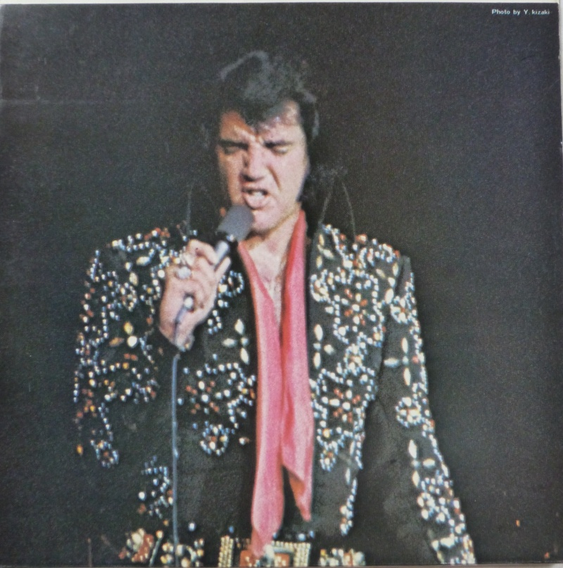 ELVIS RECORDED LIVE ON STAGE IN MEMPHIS 1c14