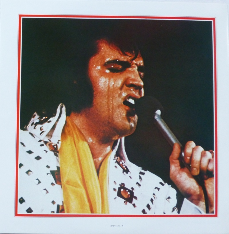 ELVIS RECORDED LIVE ON STAGE IN MEMPHIS 1k11