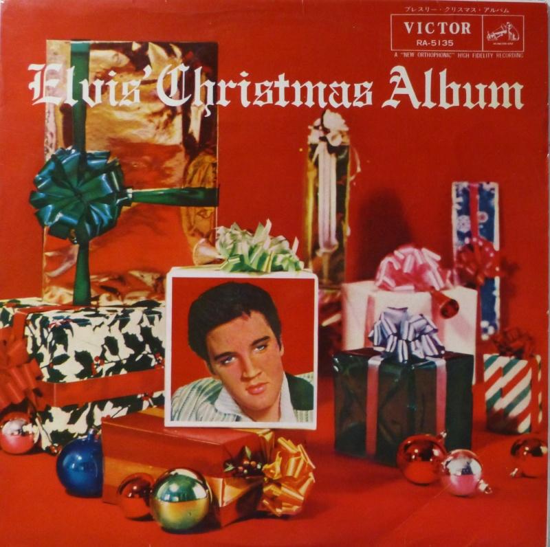 ELVIS' CHRISTMAS ALBUM P1030636