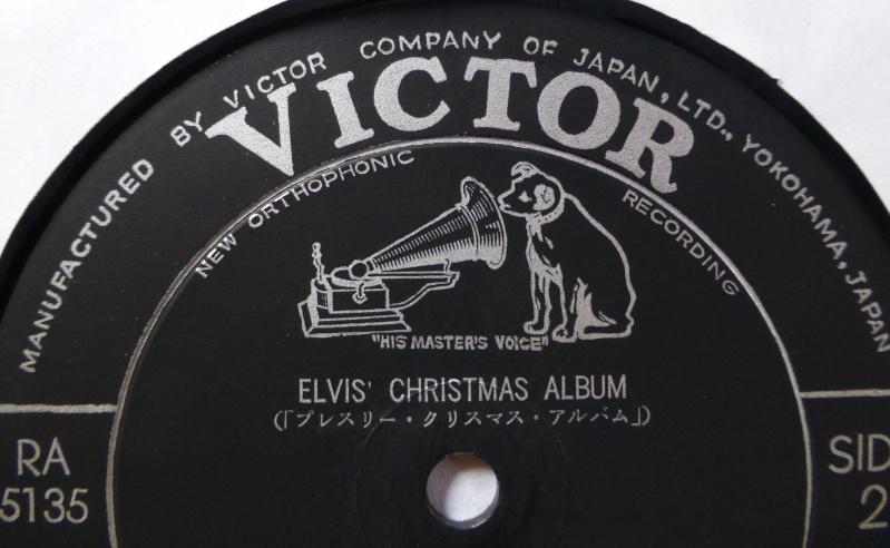 ELVIS' CHRISTMAS ALBUM P1030710