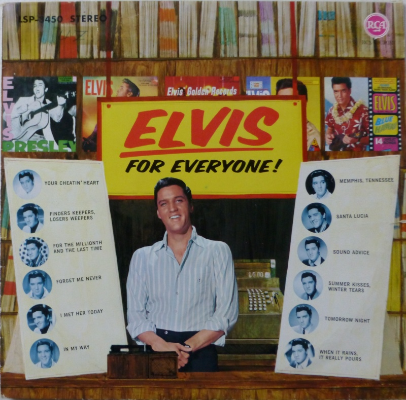 ELVIS FOR EVERYONE! P1050014