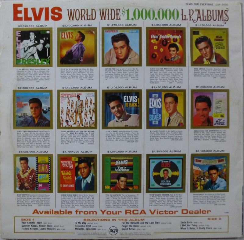 ELVIS FOR EVERYONE! P1050015