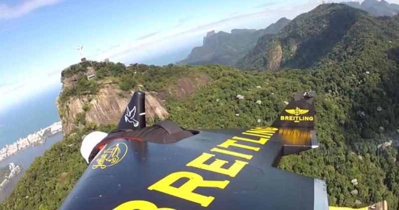 L'homme volant Rio10