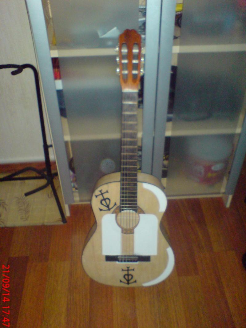 guitare de deco  Dsc04913