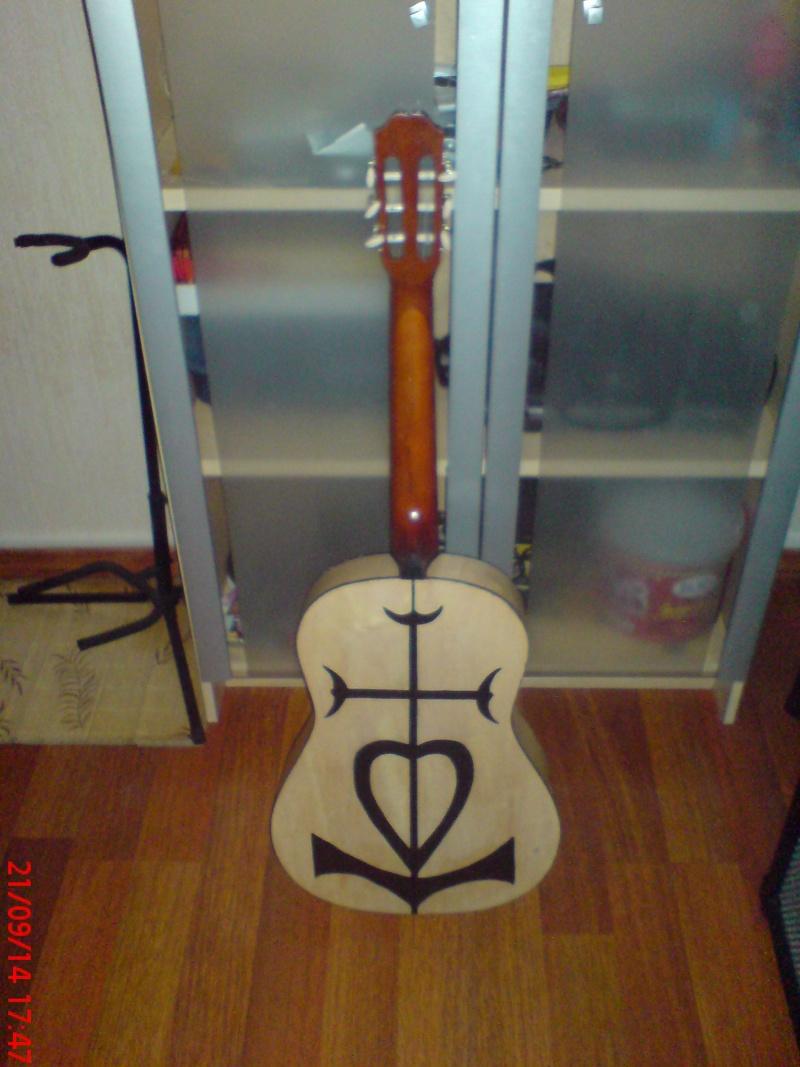 guitare de deco  Dsc04915