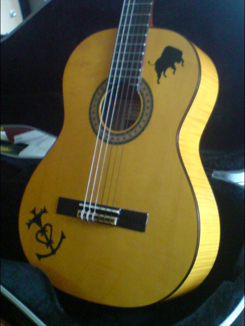 [Lutherie] Les photos de votre / vos guitares flamencas et classiques ? Dsc05412