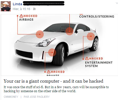 Your car is a giant computer - and it can be hacked Temp122