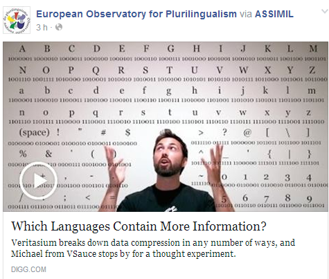 European Observatory for Plurilingualism Temp328