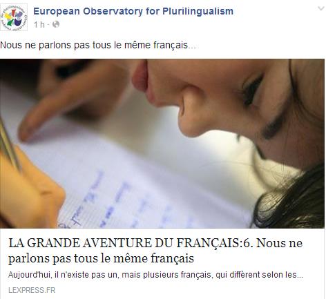 6. Nous ne parlons pas tous le même français Temp502