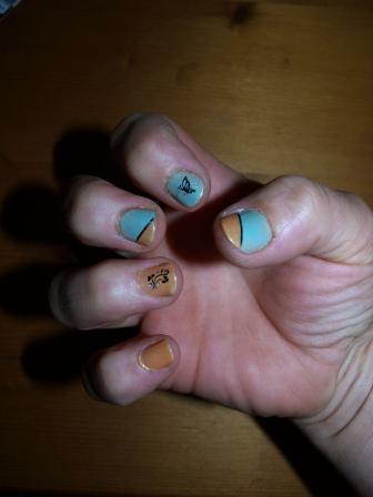 Nail Art : faire soi même sa manucure - Page 4 P7310011