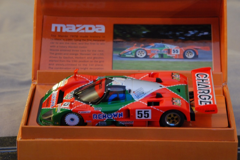 MAZDA 787B série Le Mans Winner 49411