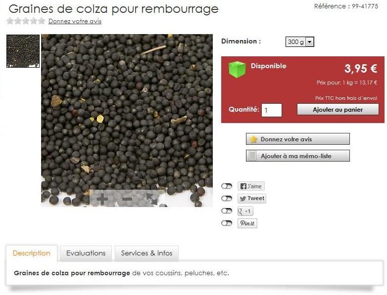 Du colza ou de l'épeautre à 13170 €/T ! Colza10