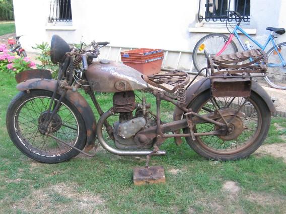 Identification moteur de moto P112_310