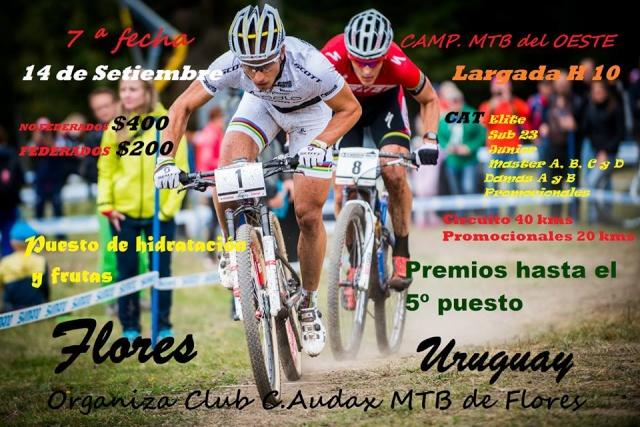 7° Fecha - Campeonato MTB del Oeste Fg11