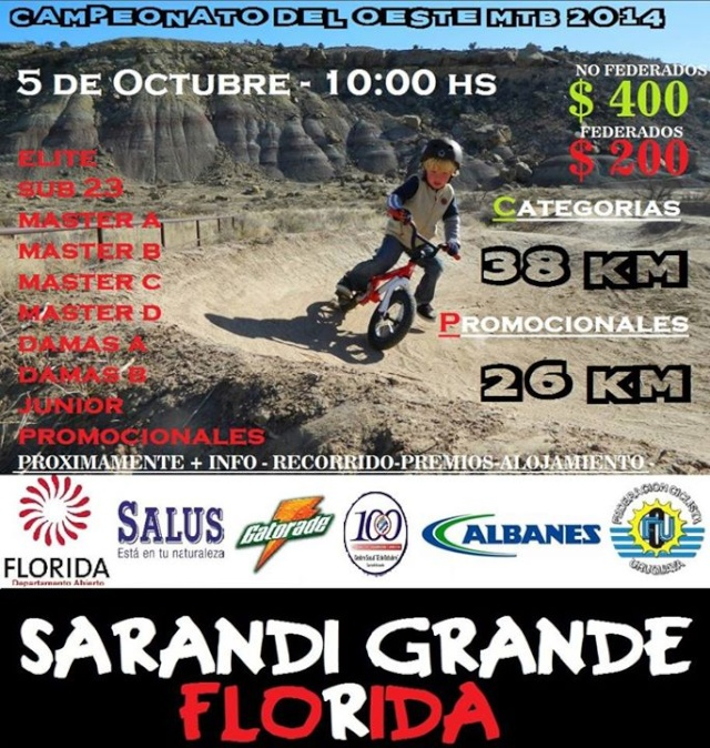 Sarandi Grande - Florida Hm10