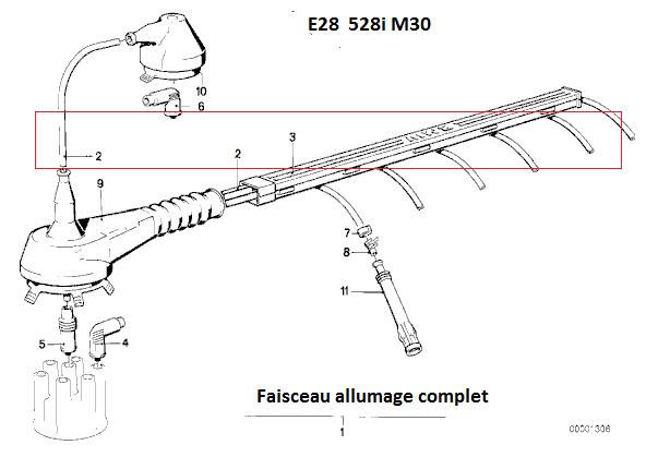 [ BMW E28 528i M30 an 1986 ] A coups moteur, pas possible de dépasser 3000 trs/min (résolu) 12_e2810
