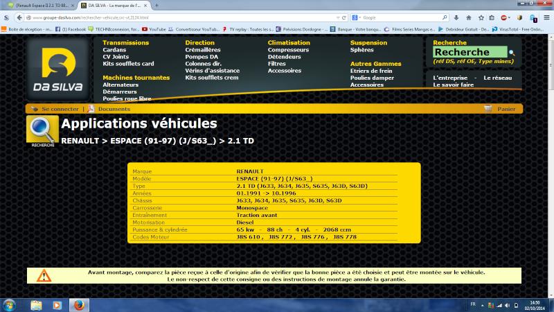 [ Renault Espace II 2.1 TD 88 cv an 1994 ] code moteur ? (résolu) Sans_t17