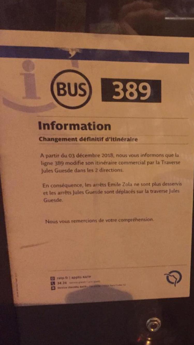 Bus 389 - Clamart - Trapèze - Hôtel de ville Boulogne-Billancourt 0a5dc910