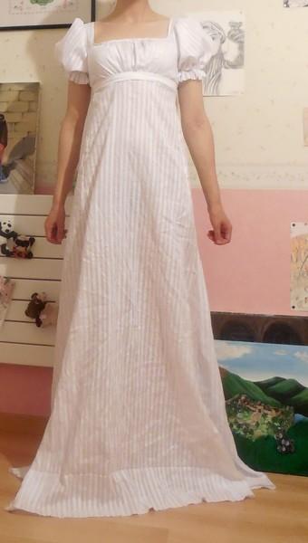 [Histo] Lost in Austen, ou ma robe Regency Dscn1910